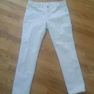 Pendleton creme courderoy pants Size 6
